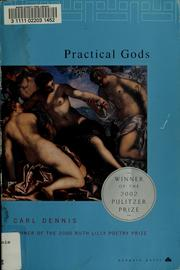 Cover of: Practical gods