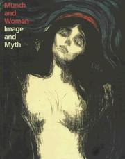 Cover of: Munch and women
