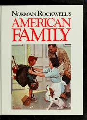 Cover of: Norman Rockwell's American family