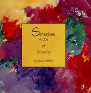 Cover of: Senseless acts of beauty