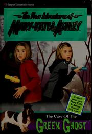 Cover of: The New Adventures of Mary-Kate & Ashley | Carol Ellis