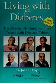 Cover of: Living with diabetes