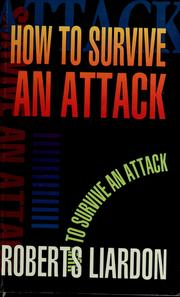 Cover of: How to survive an attack