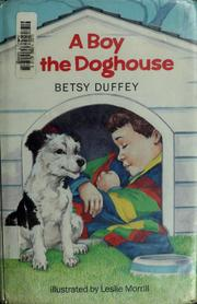 Cover of: A boy in the doghouse