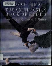 Cover of: The Smithsonian book of birds