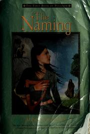 Cover of: The Naming