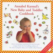 Cover of: ANNABEL KARMEL