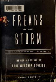 Cover of: Freaks of the storm