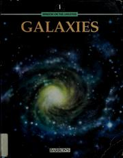 Cover of: Galaxies | Robert Estalella