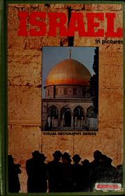 Cover of: Israel in pictures | Peggy Mann