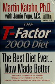 Cover of: T-factor 2000