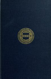 Cover of: History of higher education in Pennsylvania