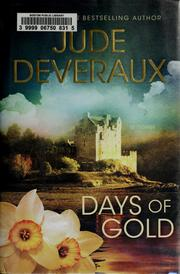 Cover of: Days of gold | Jude Deveraux