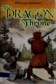 Cover of: The dragon throne