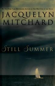 Cover of: Still summer | Jacquelyn Mitchard