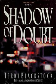 Cover of: Shadow of doubt
