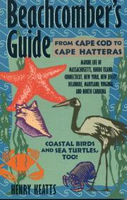 Cover of: Beachcomber's guide
