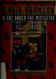 Cover of: A cat under the mistletoe