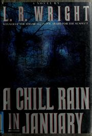 Cover of: A chill rain in January