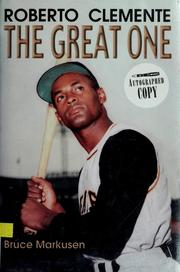Cover of: Roberto Clemente, the great one