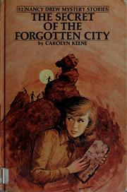 Cover of: The secret of the forgotten city