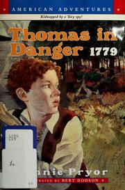 Cover of: Thomas in danger
