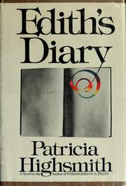 Cover of: Edith's diary
