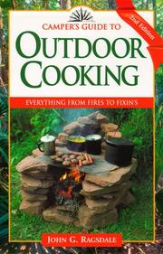 Cover of: Camper's guide to outdoor cooking