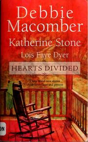 Cover of: Hearts divided