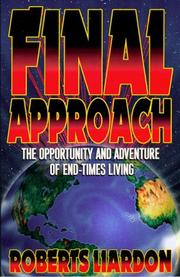 Cover of: Final approach | Roberts Liardon