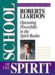 Cover of: School of the spirit