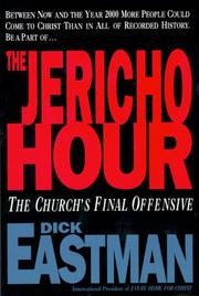 Cover of: The Jericho hour