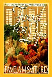 Cover of: Food for life