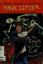 Cover of: My dog's a scaredy-cat