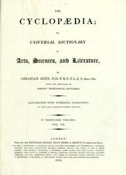 Cover of: The cyclopaedia