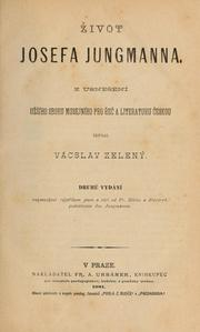 Cover of: Život Josefa Jungmanna
