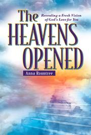 Cover of: The heavens opened