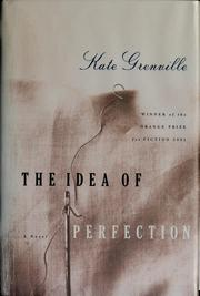 Cover of: The idea of perfection