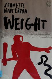 Cover of: Weight