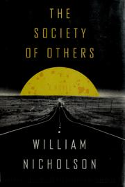 Cover of: The society of others