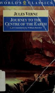 Cover of: Journey to the centre of the earth | Jules Verne