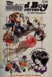 Cover of: The dead boy detectives | Jill Thompson