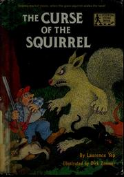 Cover of: The curse of the squirrel