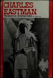 Cover of: Charles Eastman | Betsy Lee