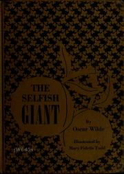 Cover of: The selfish giant