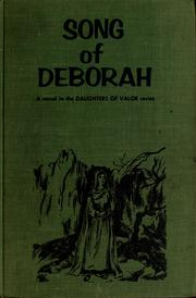 Cover of: Song of Deborah | Sara Jenkins