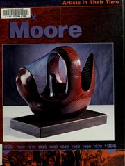 Cover of: Henry Moore | Sally O