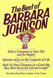 Cover of: The Best of Barbara Johnson
