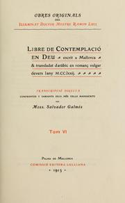 Cover of: Obres doctrinalis