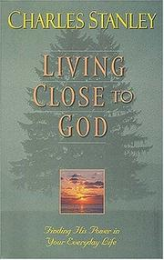 Cover of: Living Close to God